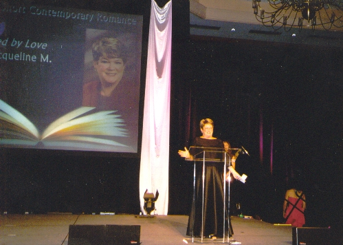 Jaqueline Floyd wins Golden Heart, 2004