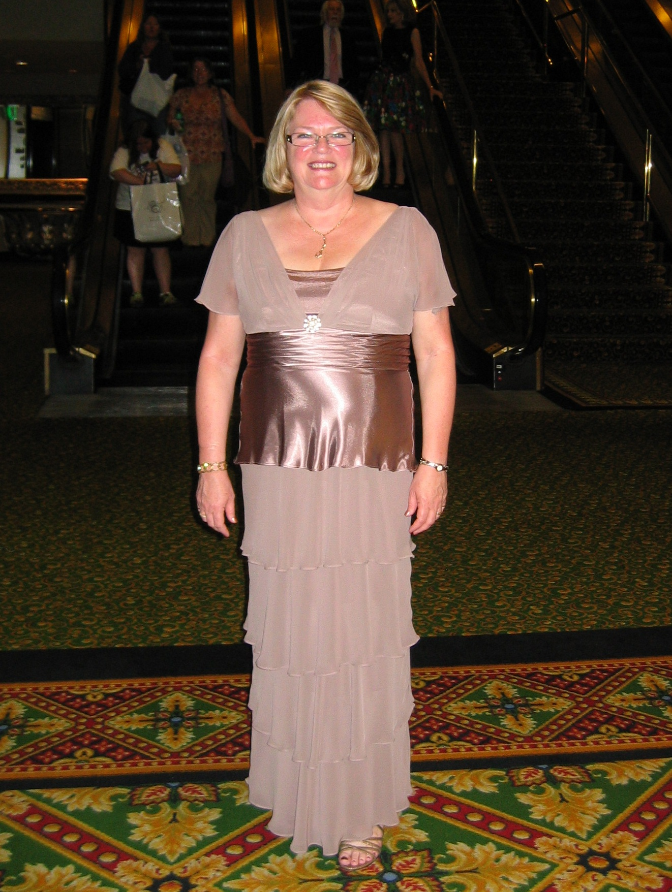 Jacqueline Floyd at the 2008 RWA National Conference