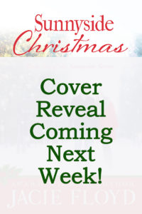 Cover Reveal Coming Next Week!