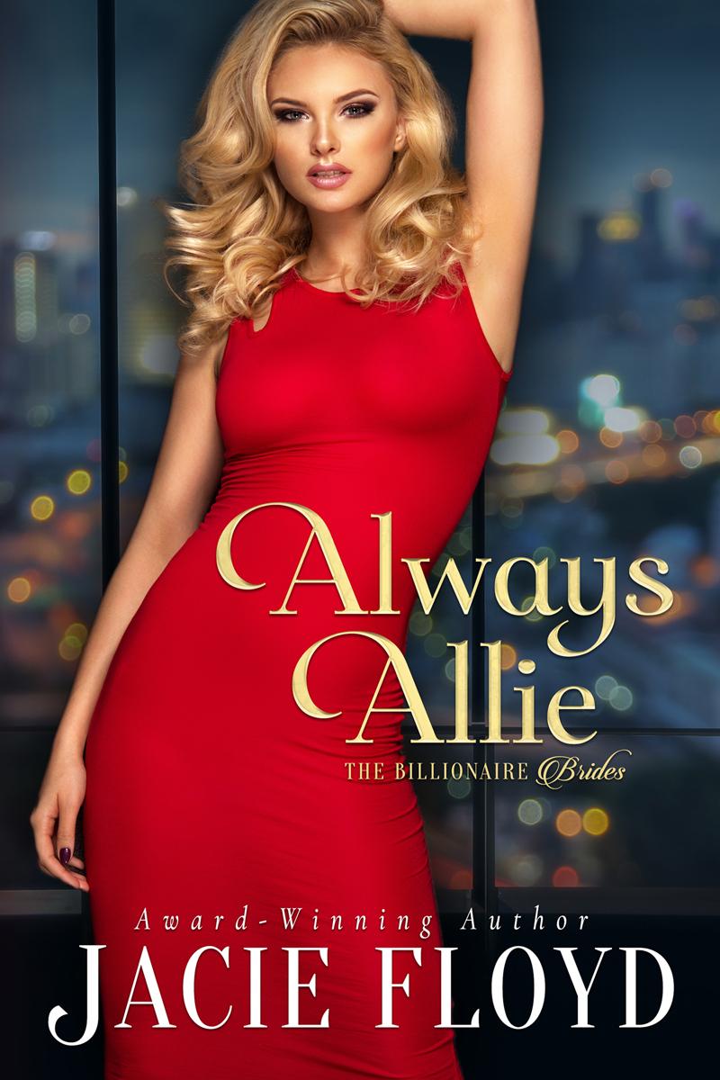 Always Allie book cover by Jacie Floyd